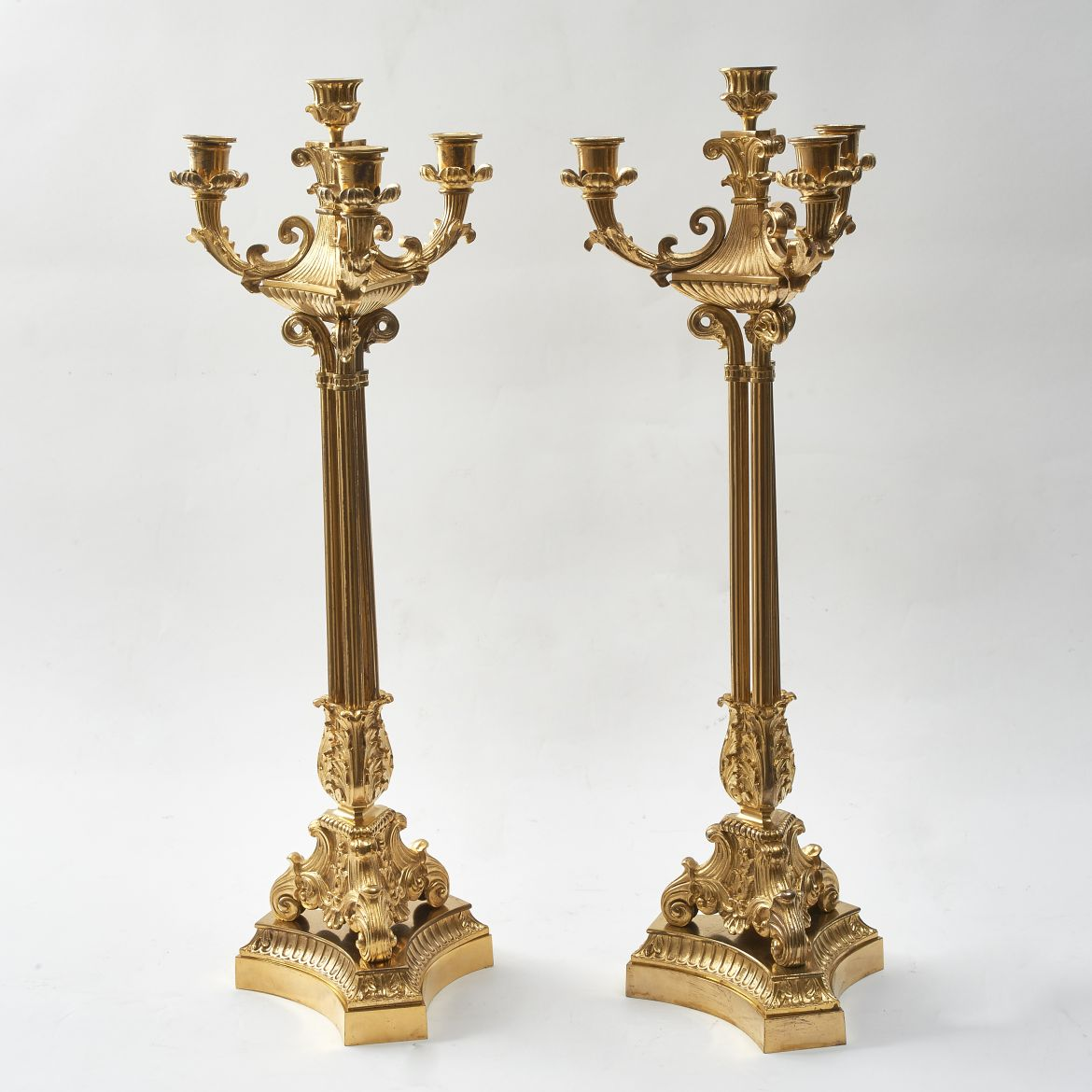 William IV Candelabra