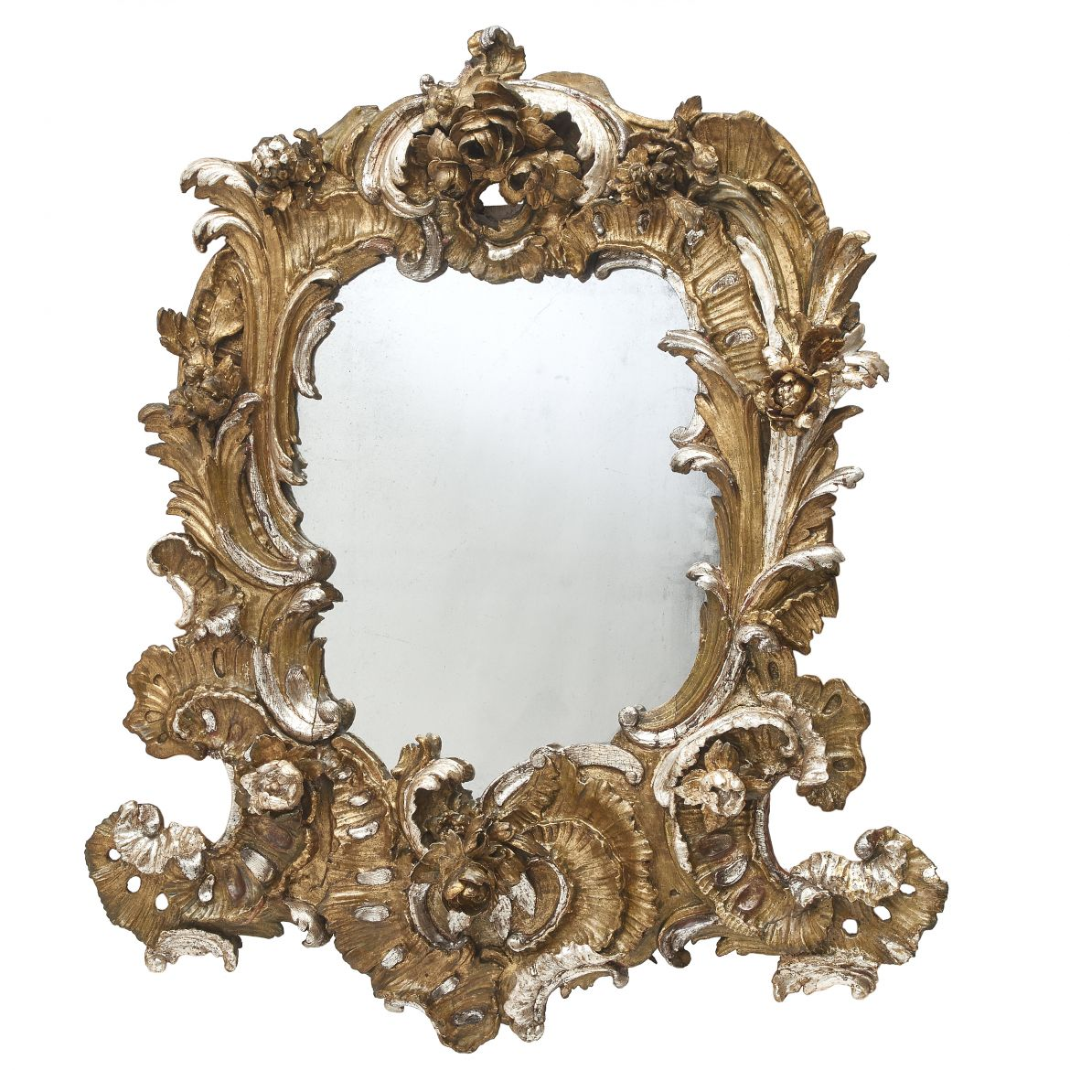 Venetian Grotto Mirror
