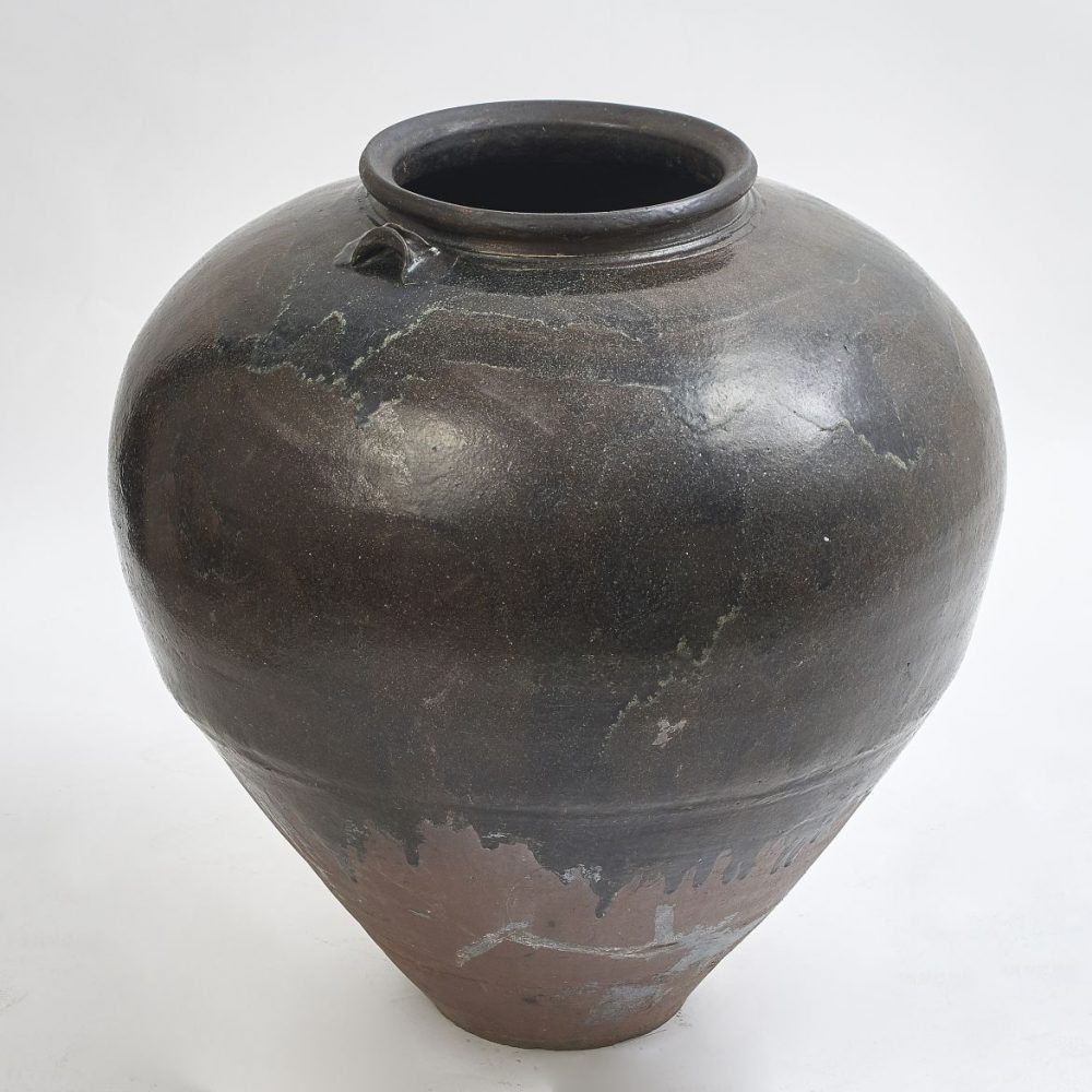 Large Chinese Water Jar