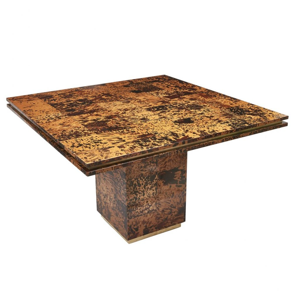 Italian Tortoiseshell Centre Table