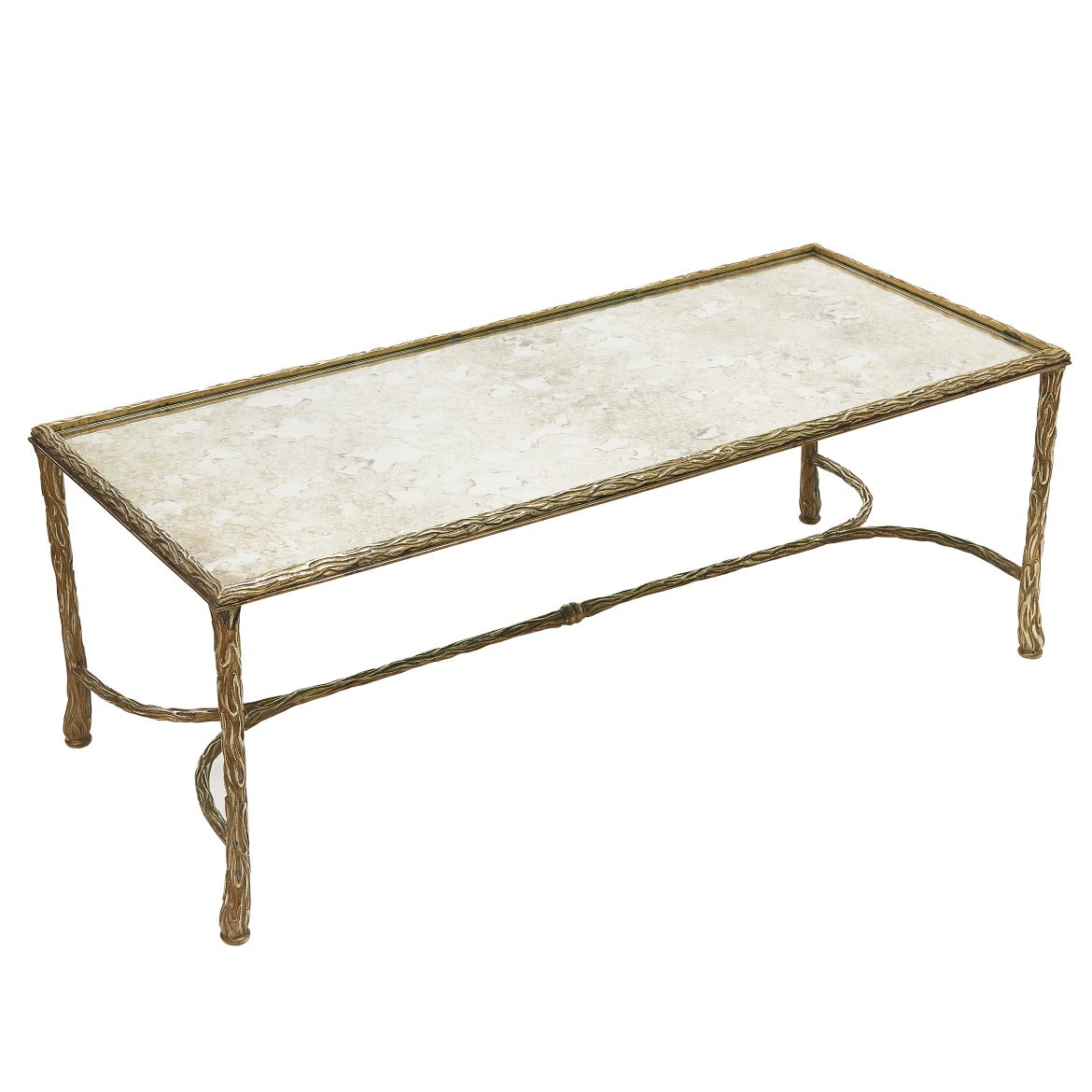 Bagues Style Coffee Table