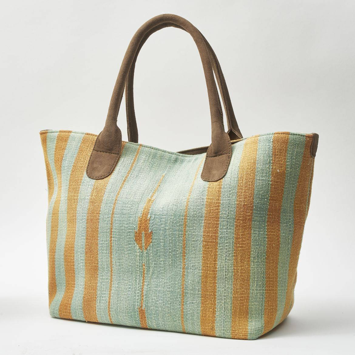 Vintage Dhurrie Shopper Bag