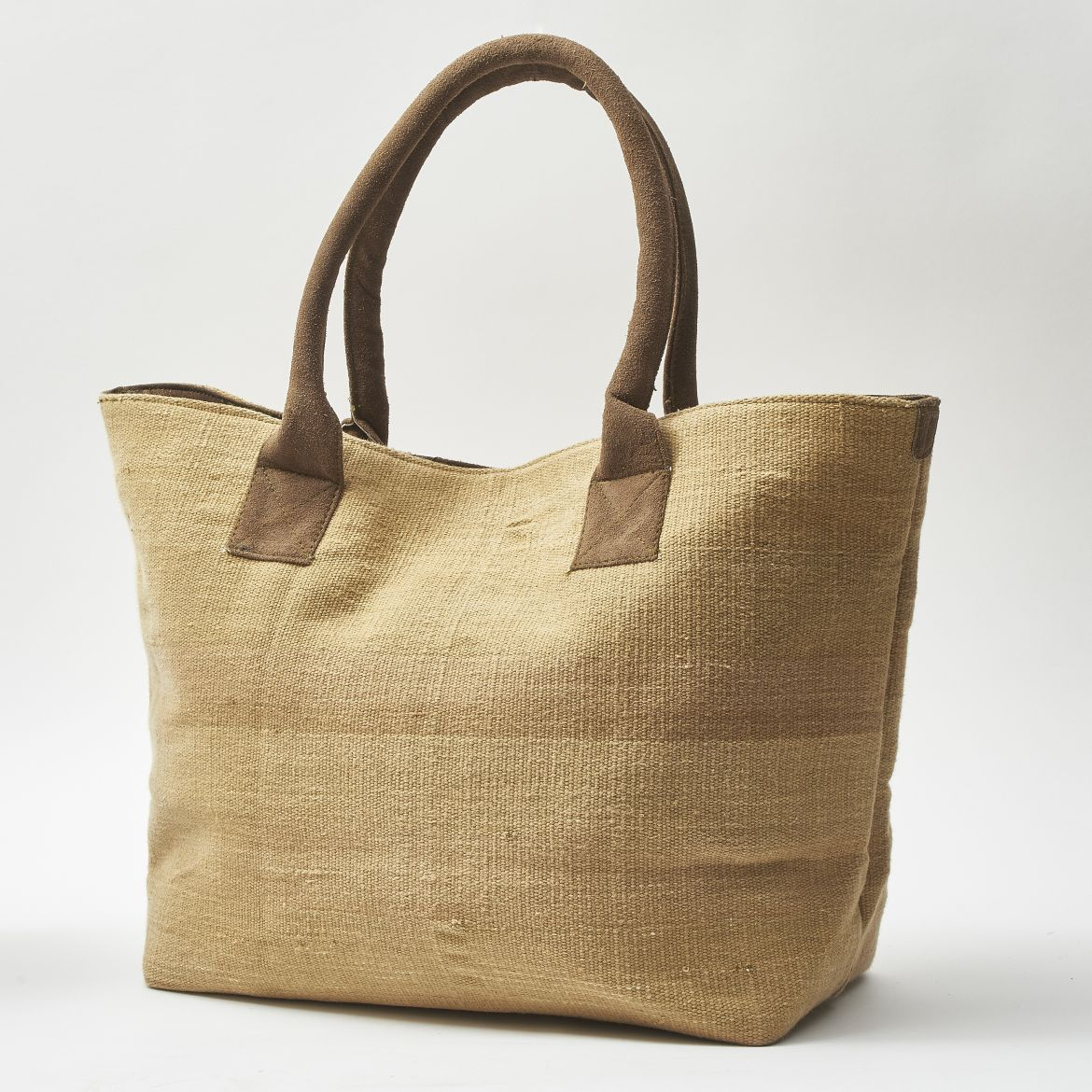 Camel Coloured Shopper