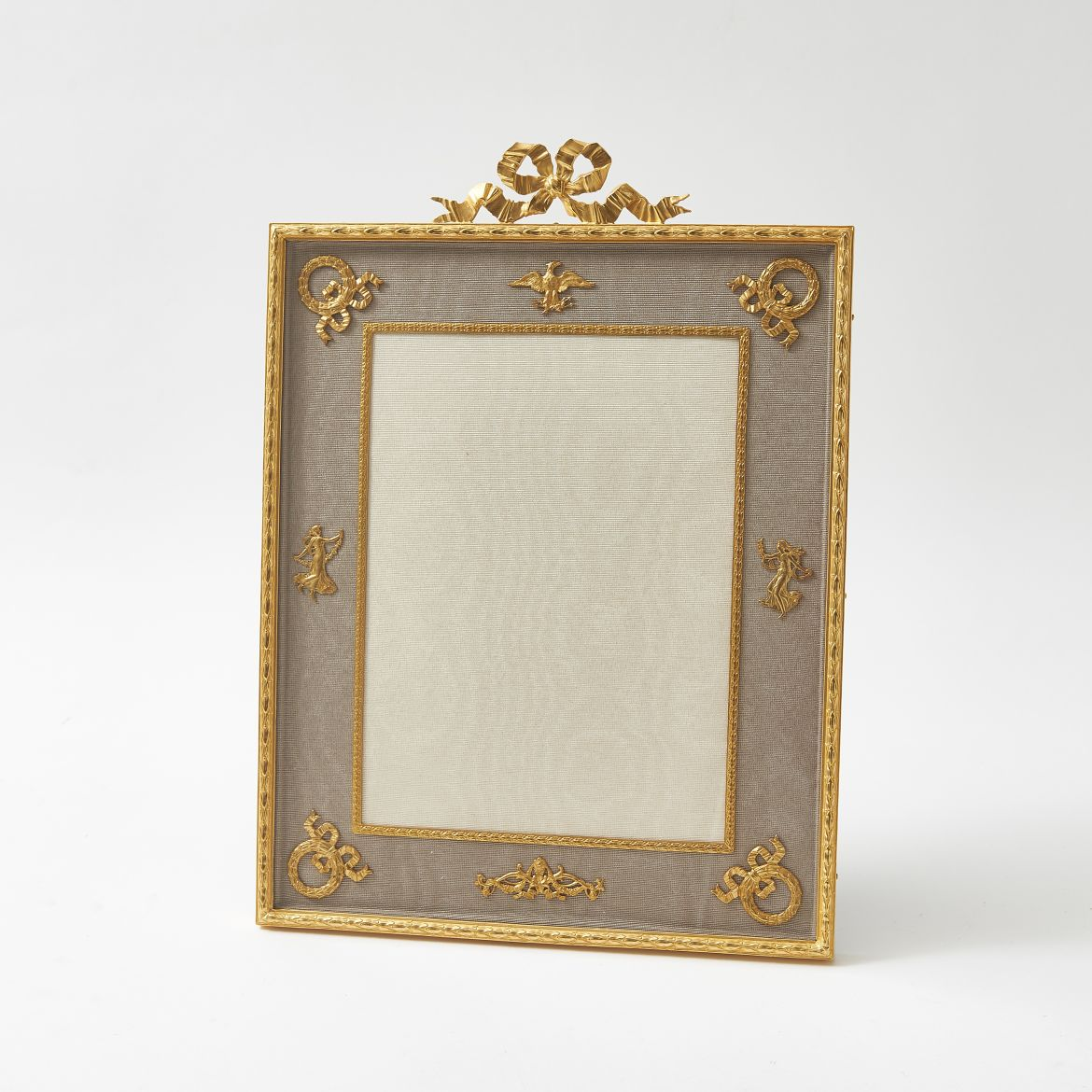 French Empire Photo Frame