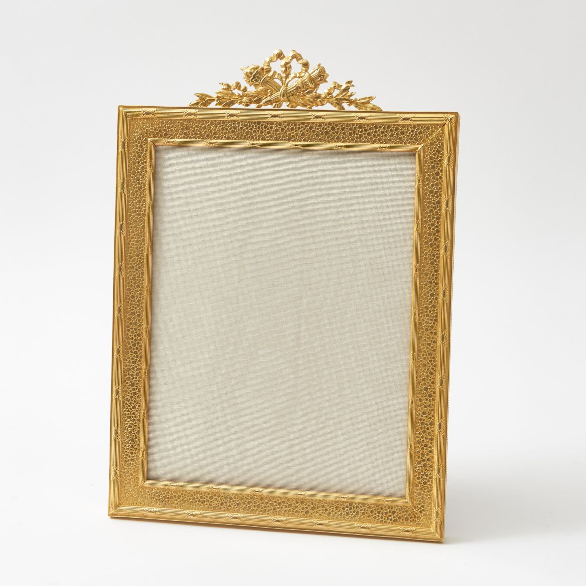 Photo Frame With Textured Border