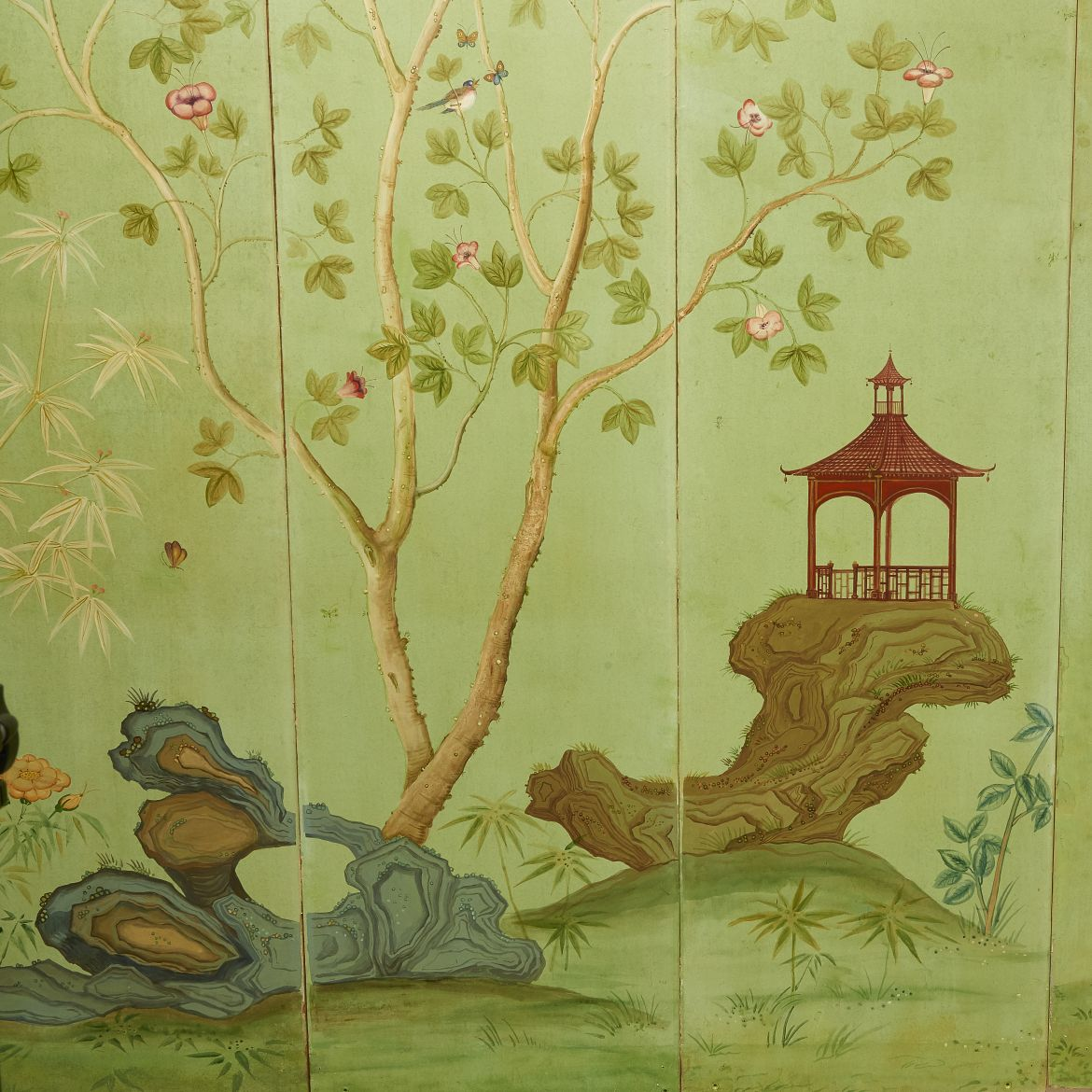 Set 19 Chinoiserie Panels