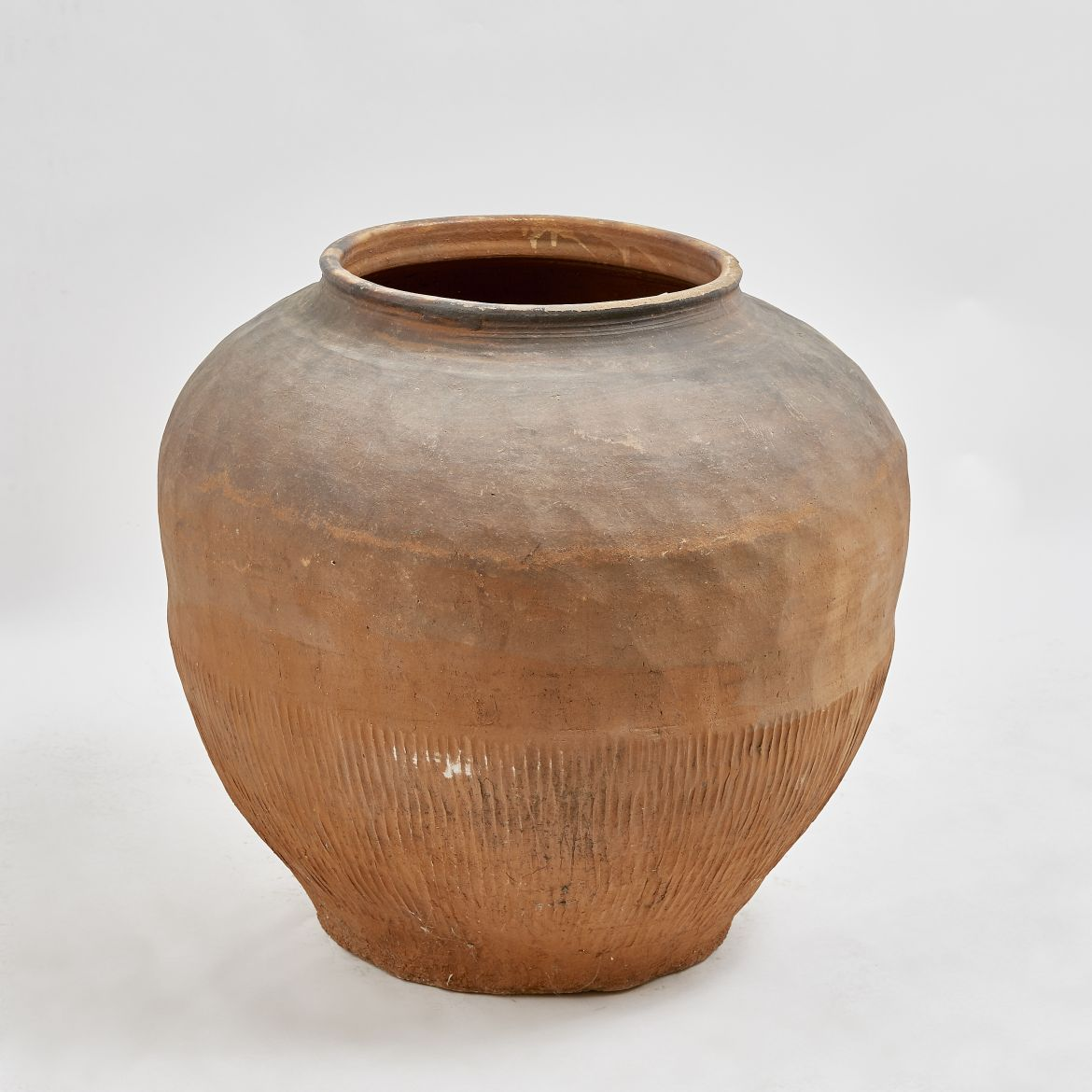Chinese Large Pottery Urn