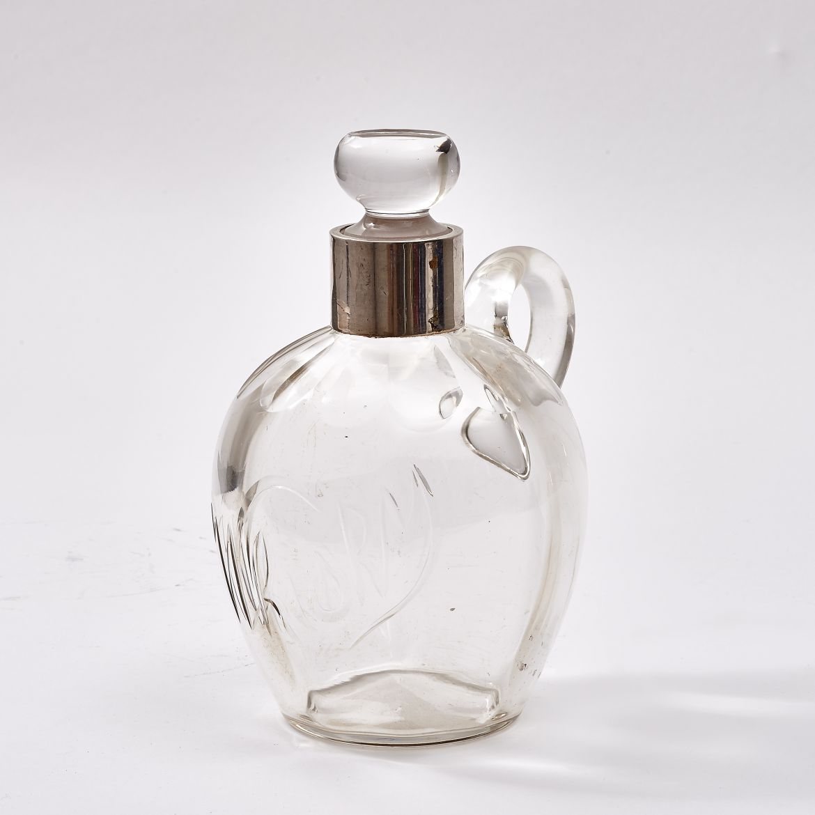 Victorian Whisky Jug