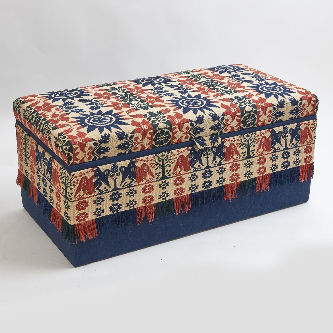 End Of Bed Ottoman
