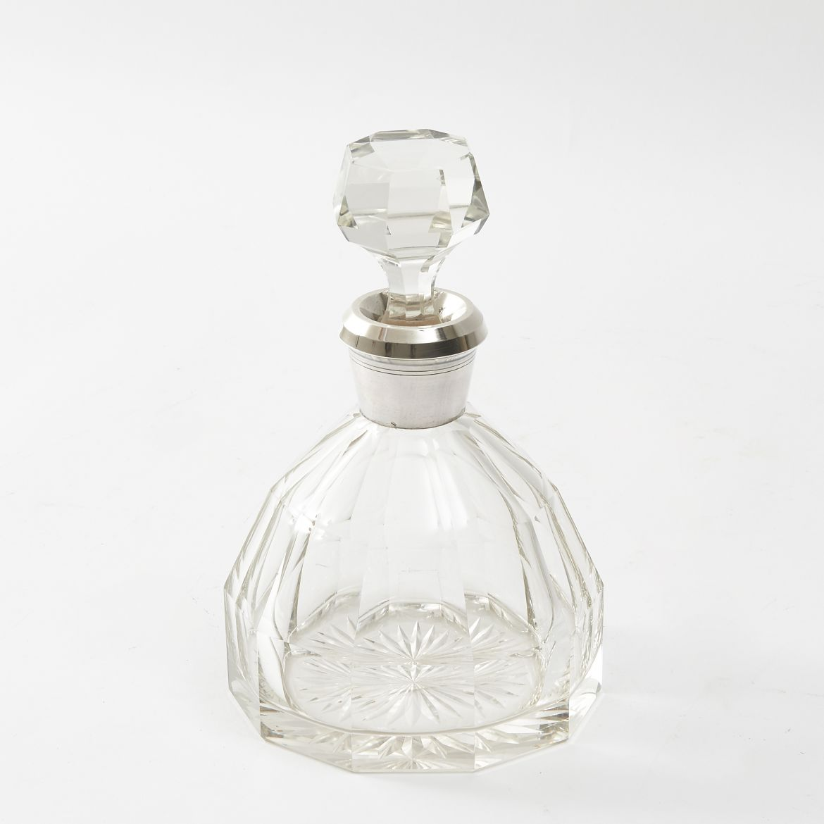 French Art Deco Decanter