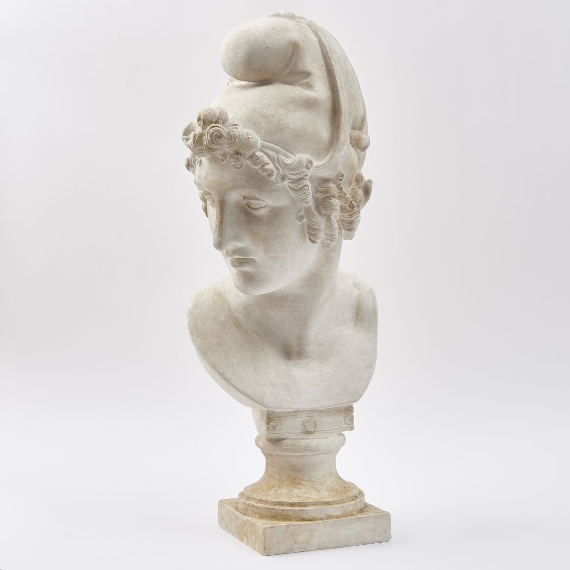 Plaster Cast of Paris
