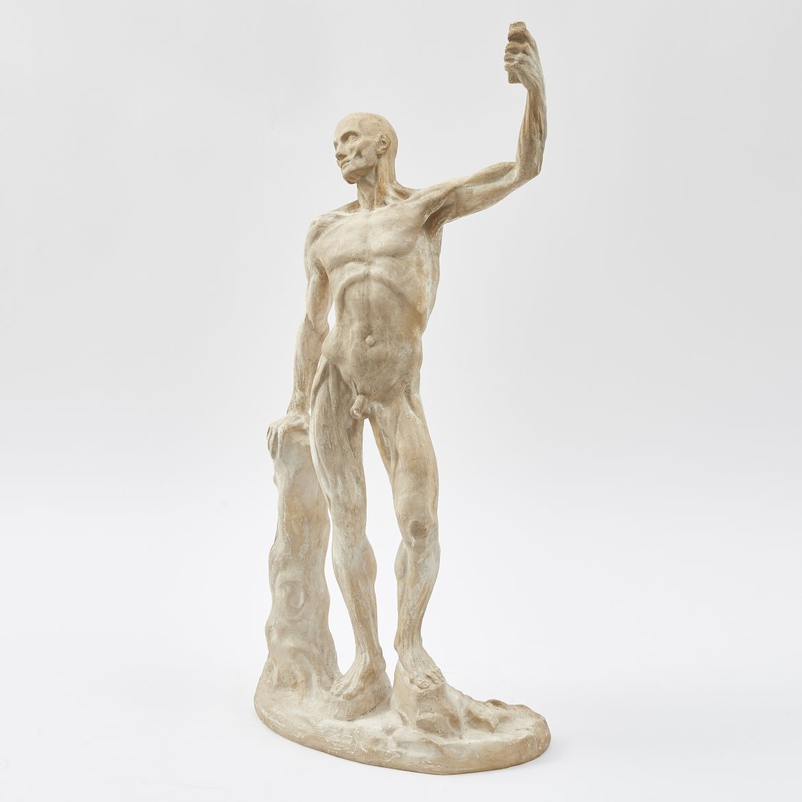 Plaster Flayed Man