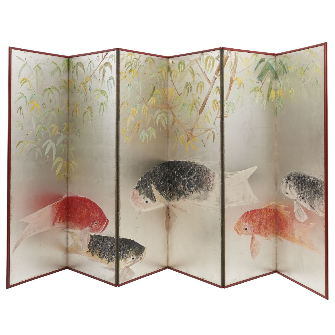 Japanese Carp Screen