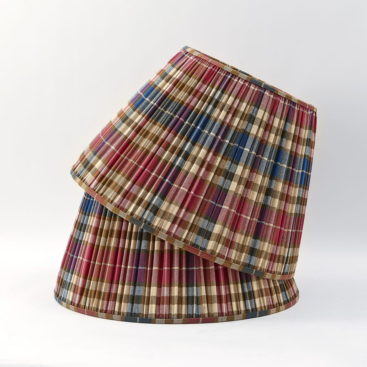 19th Century Scottish Wool Shades