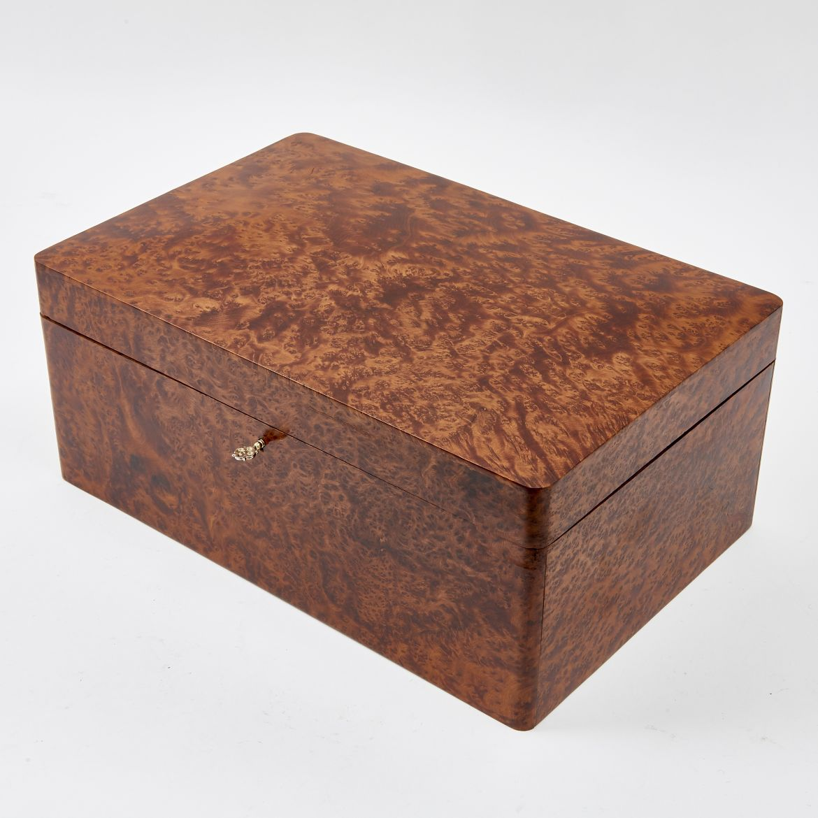 Thuya Wood Games Box