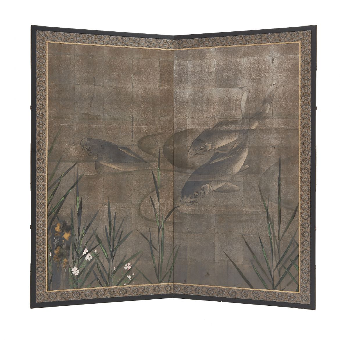 Swimming Carp Screen