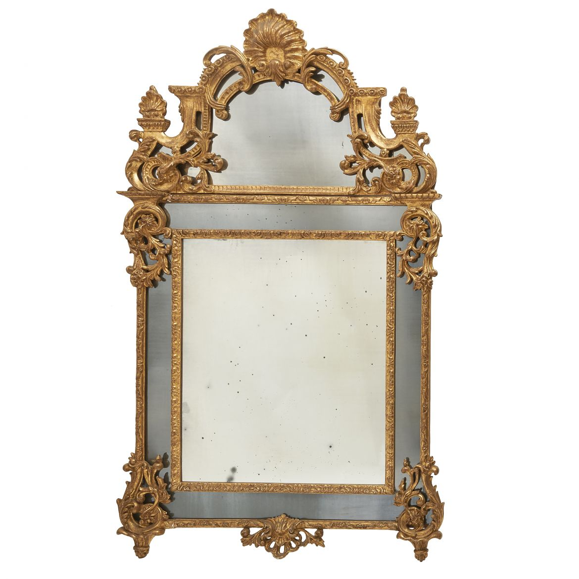 Guinevere Antiques Regence Style Mirror