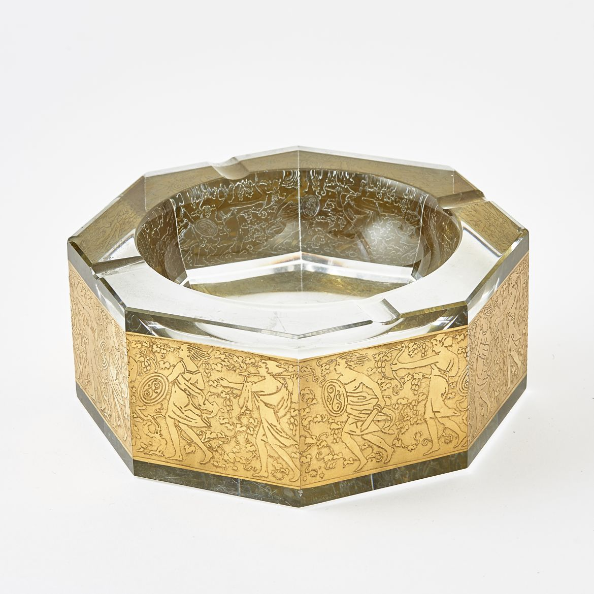 "Moser ""Imperial"" Ashtray"