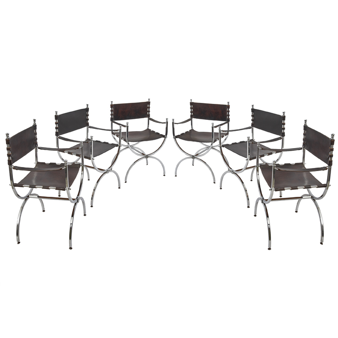 Set of Maison Jansen Armchairs