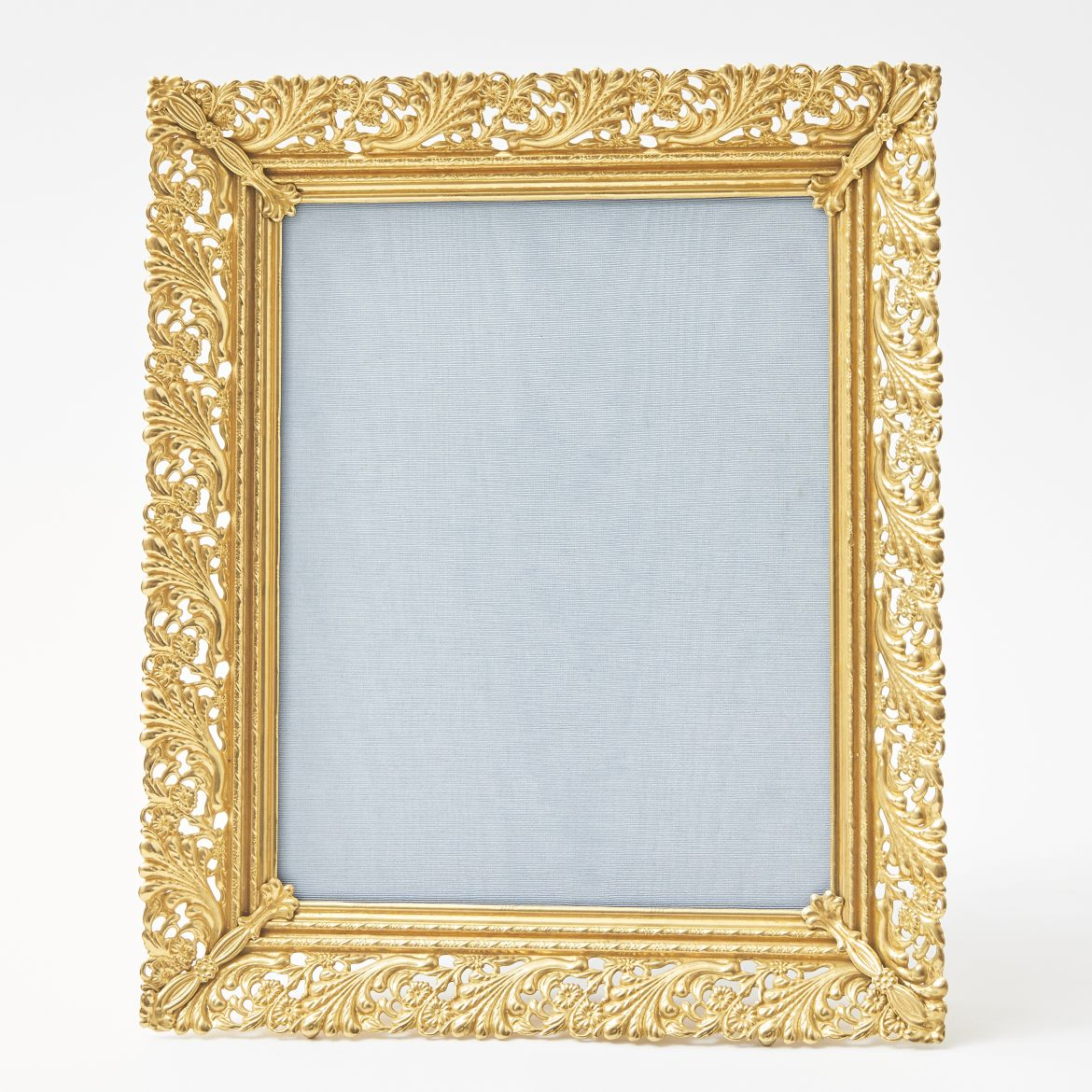 Frame with Foliate Detailing