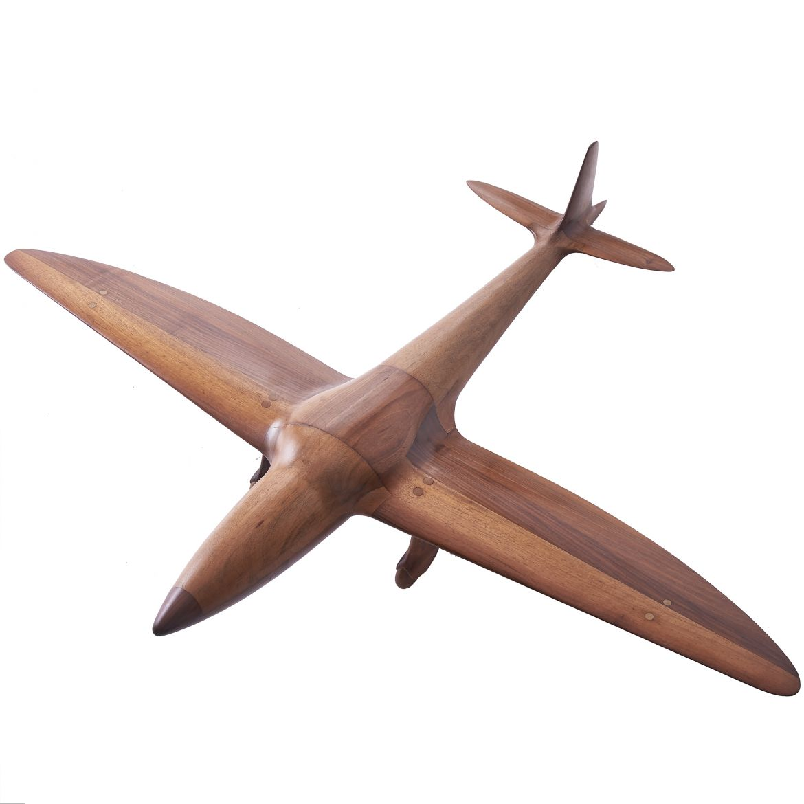 Walnut Model Aeroplane