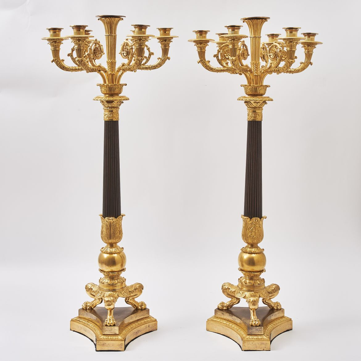 Thomire Louis Philippe Candelabra