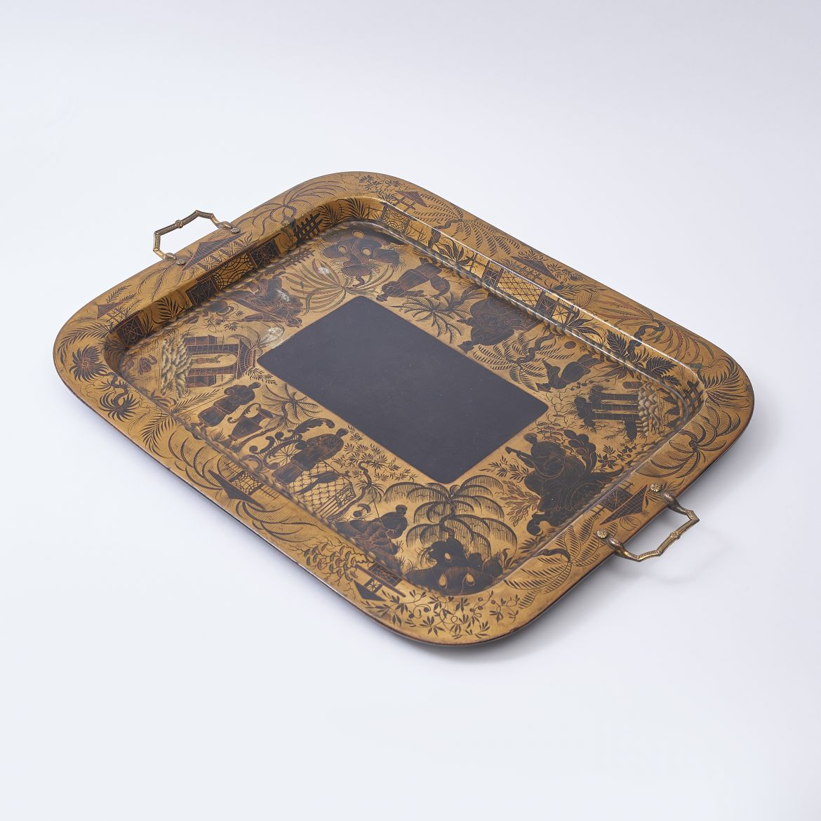 Regency Lacquer Tray