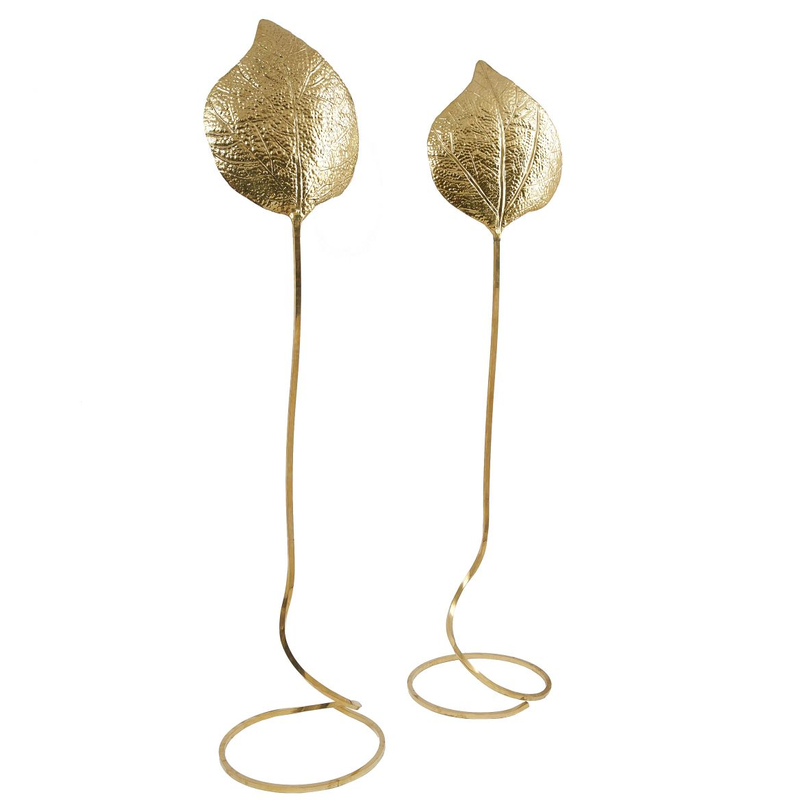 """Rabarbaro Leaf"" Floor Lamps"