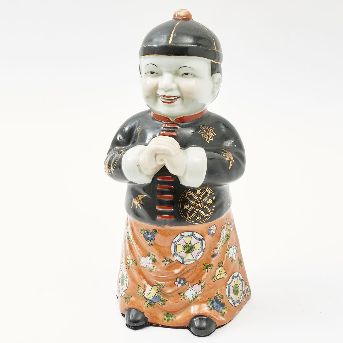 Chinese Porcelain Official