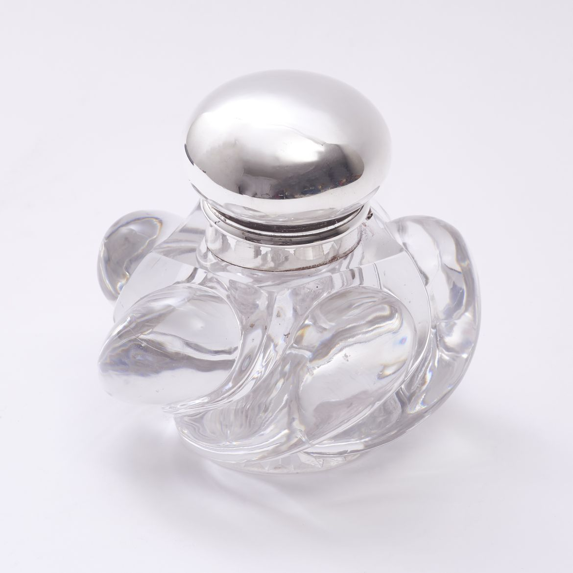 Baccarat Inkwell