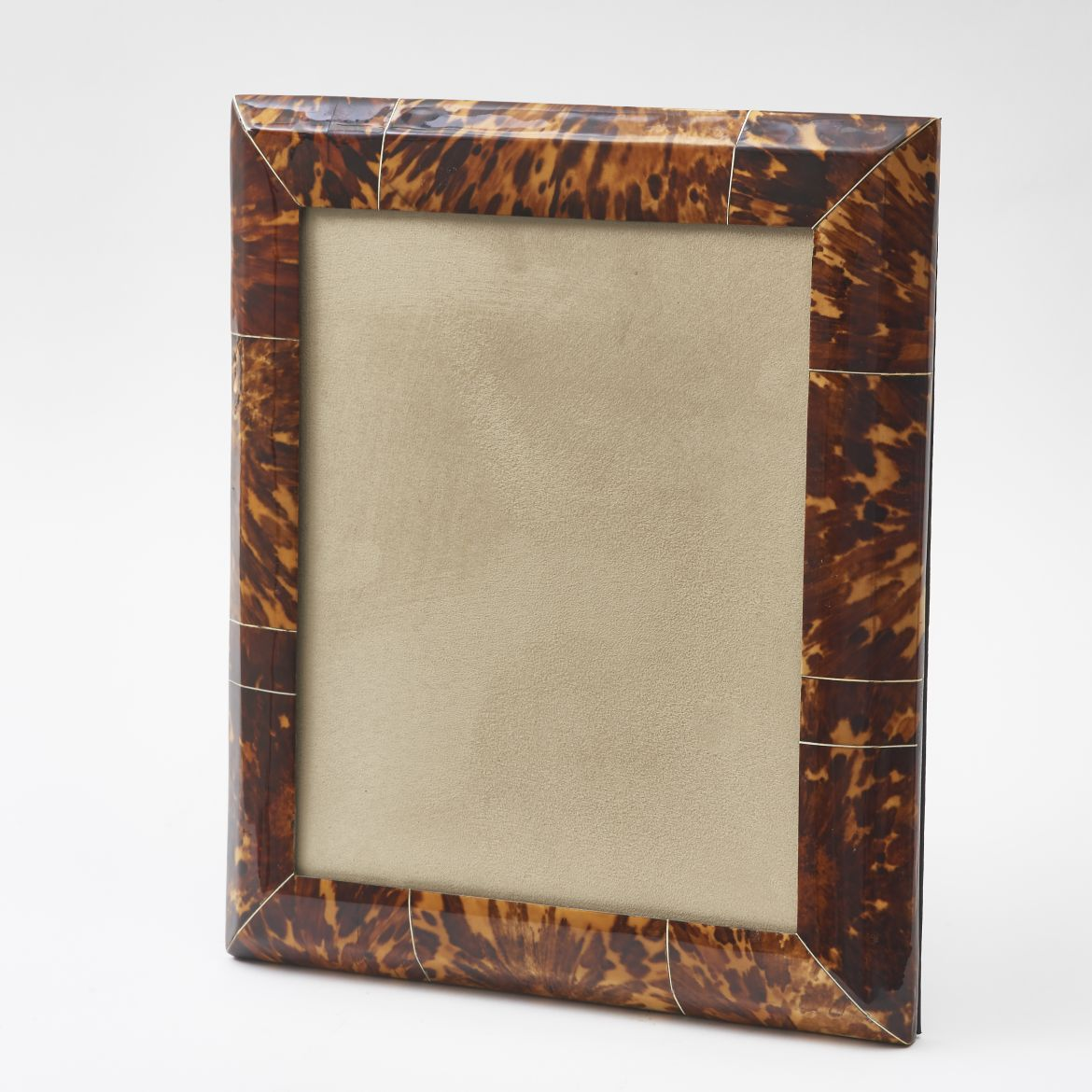 Large English Tortoiseshell Frame