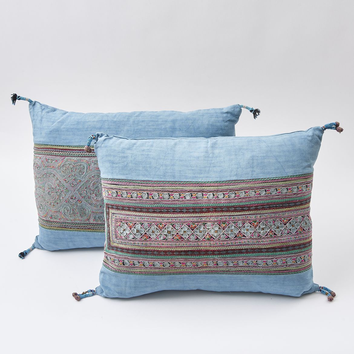 Miao Fabric Cushions