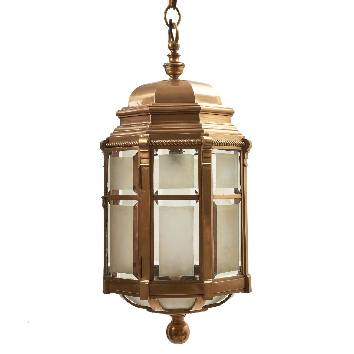 Edwardian Hexagonal Lantern
