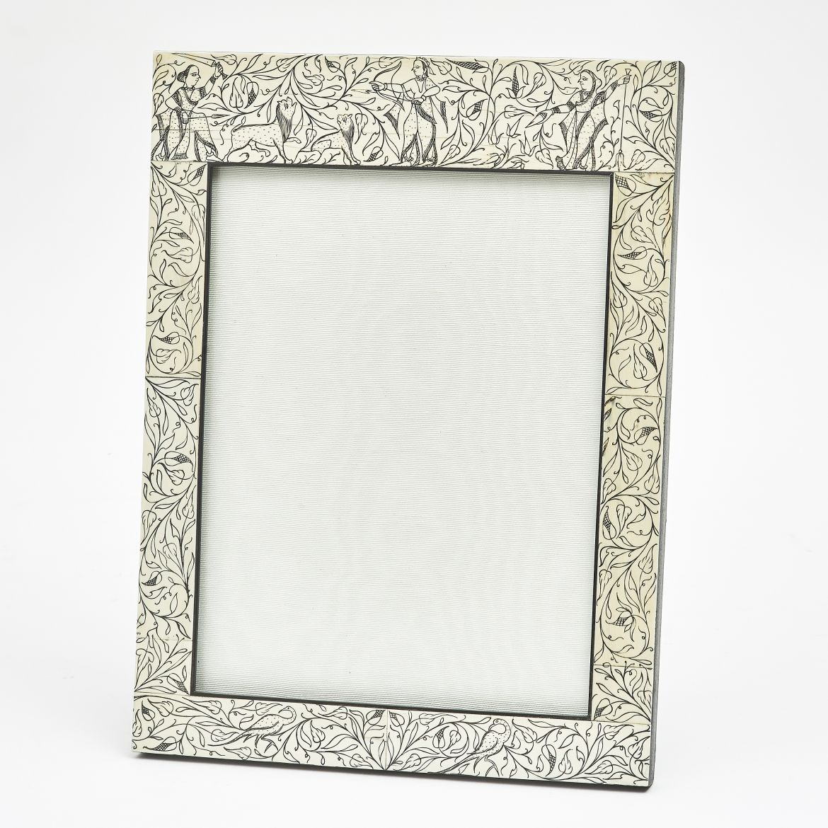 Indian Penwork Frame