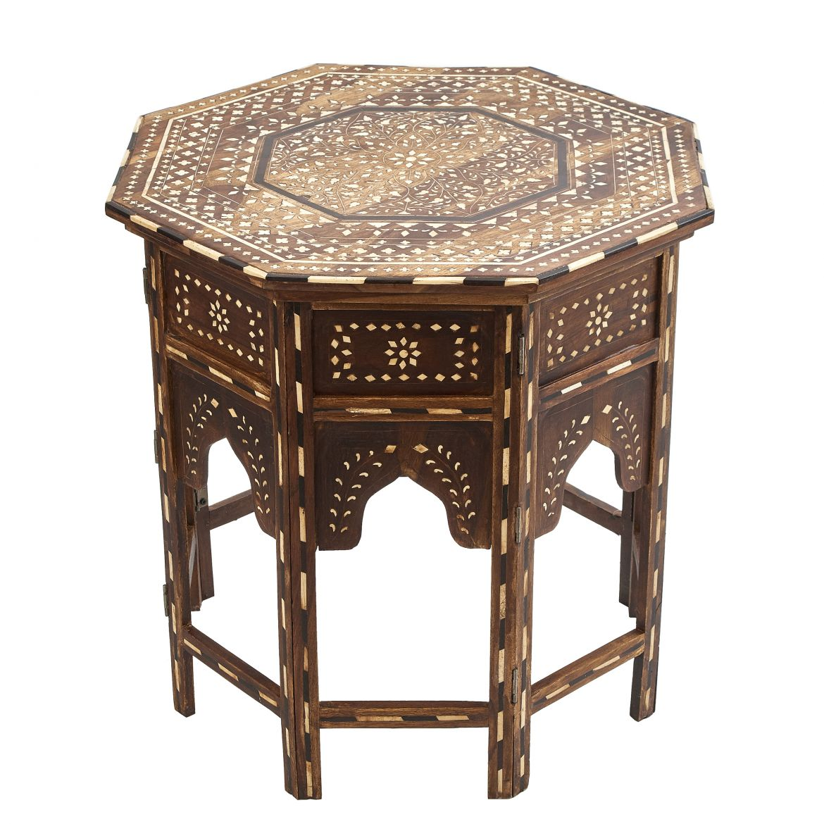 Contemporary Inlaid Table