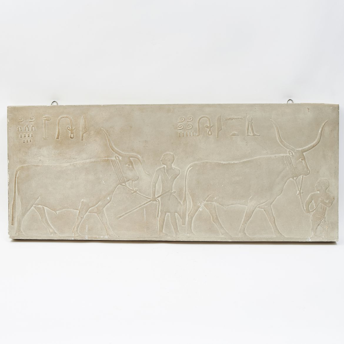 Egyptian Plaster Relief