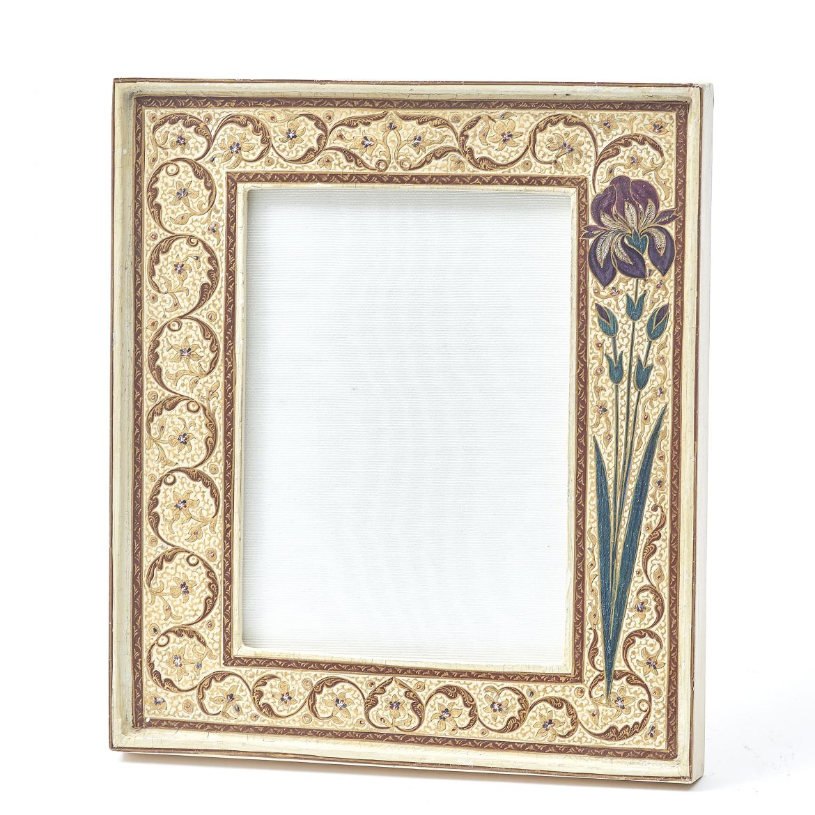 Small Kashmir Iris Photo Frame