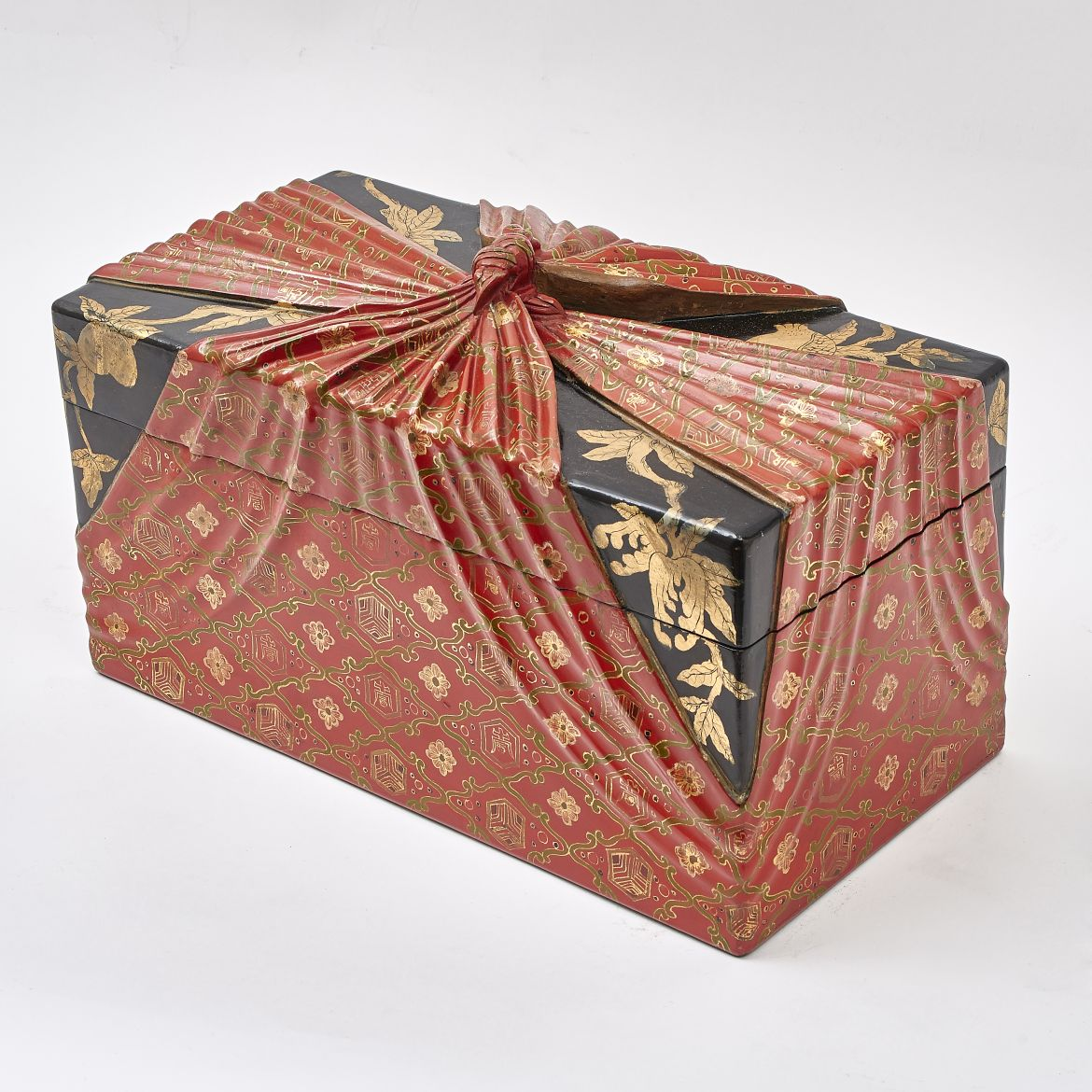 Lacquered Chinese Box