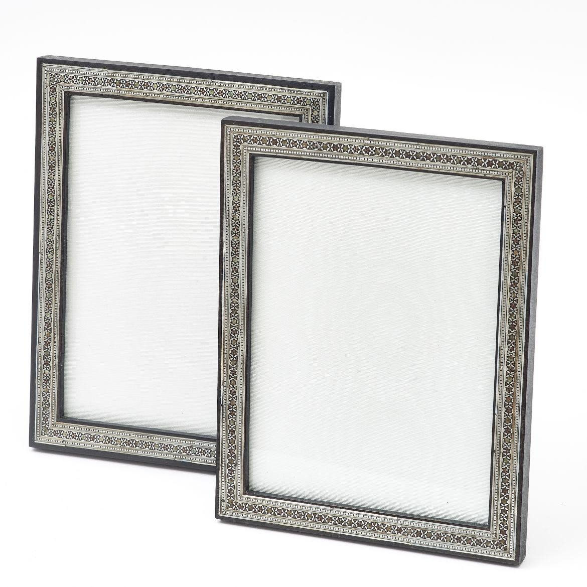 Pair Sadeli Photo Frames