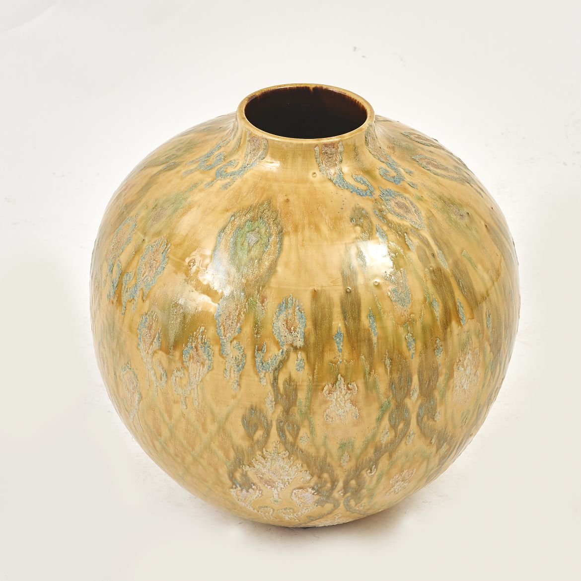Japanese Ovoid Jar