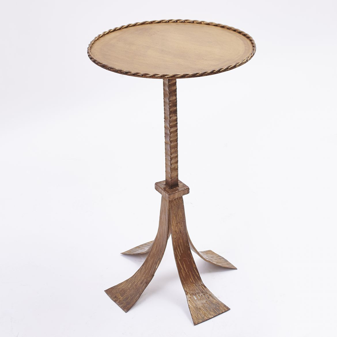 Iron 'Martini' Table