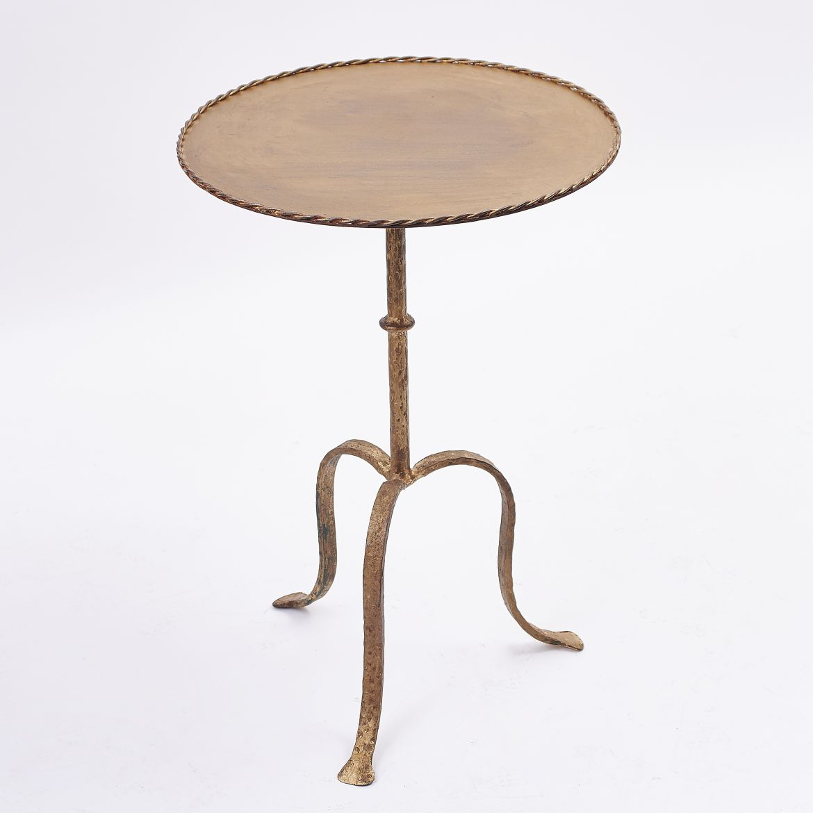 Spanish Iron 'Martini' Table