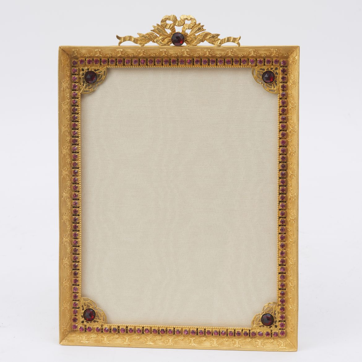 Frame With Pink Paste