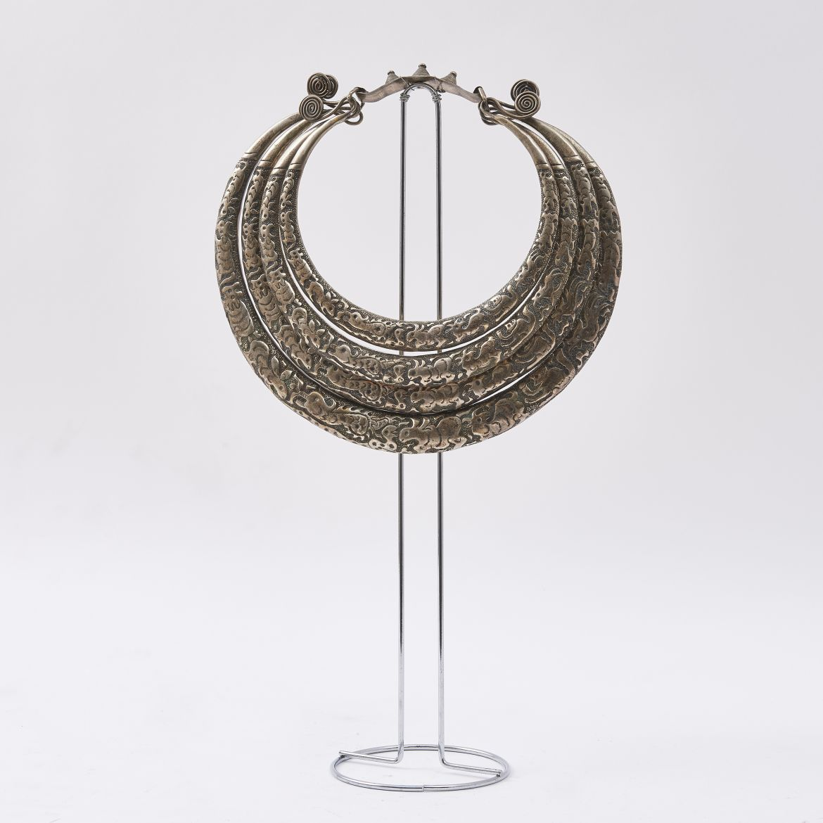 Chinese Miao Necklace