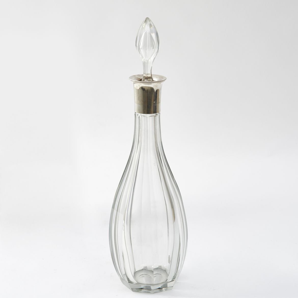 Tall French Art Deco Decanter