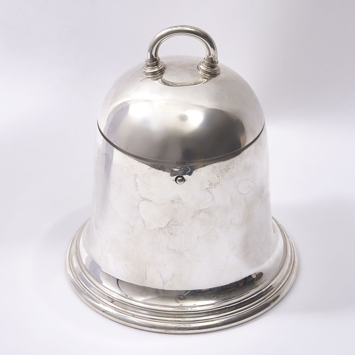 Bell Shaped Biscuit Box
