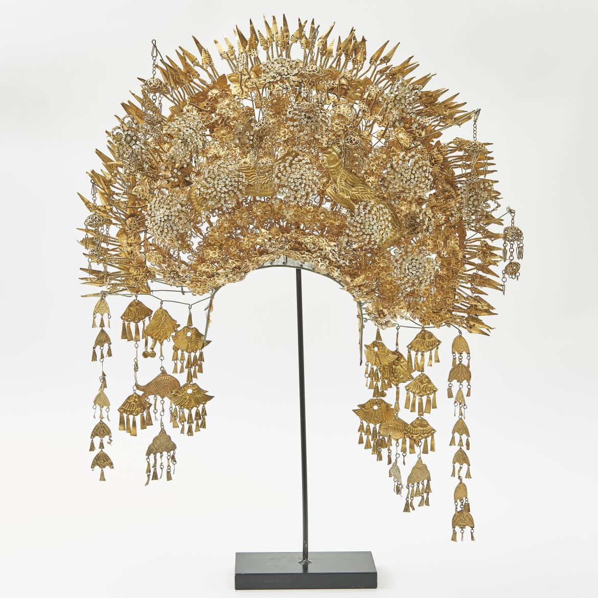 Indonesian Ceremonial Headdress