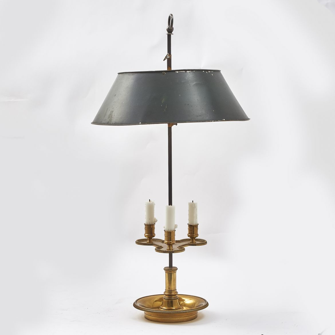 Adjustable Bouillotte Lamp