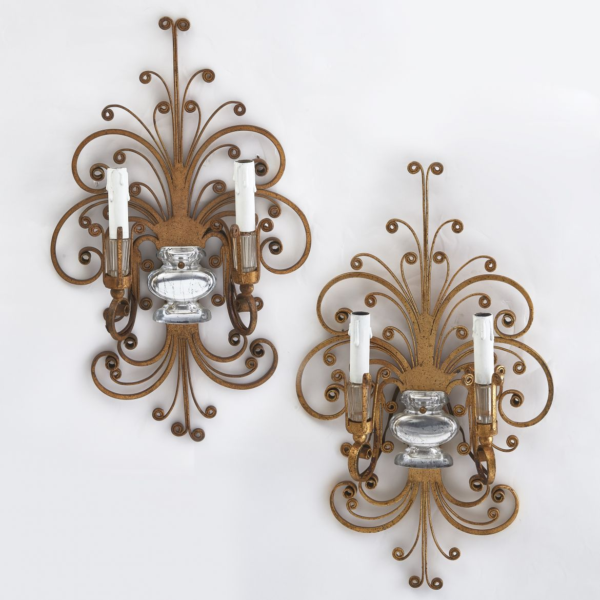 Italian Banci Wall Sconces