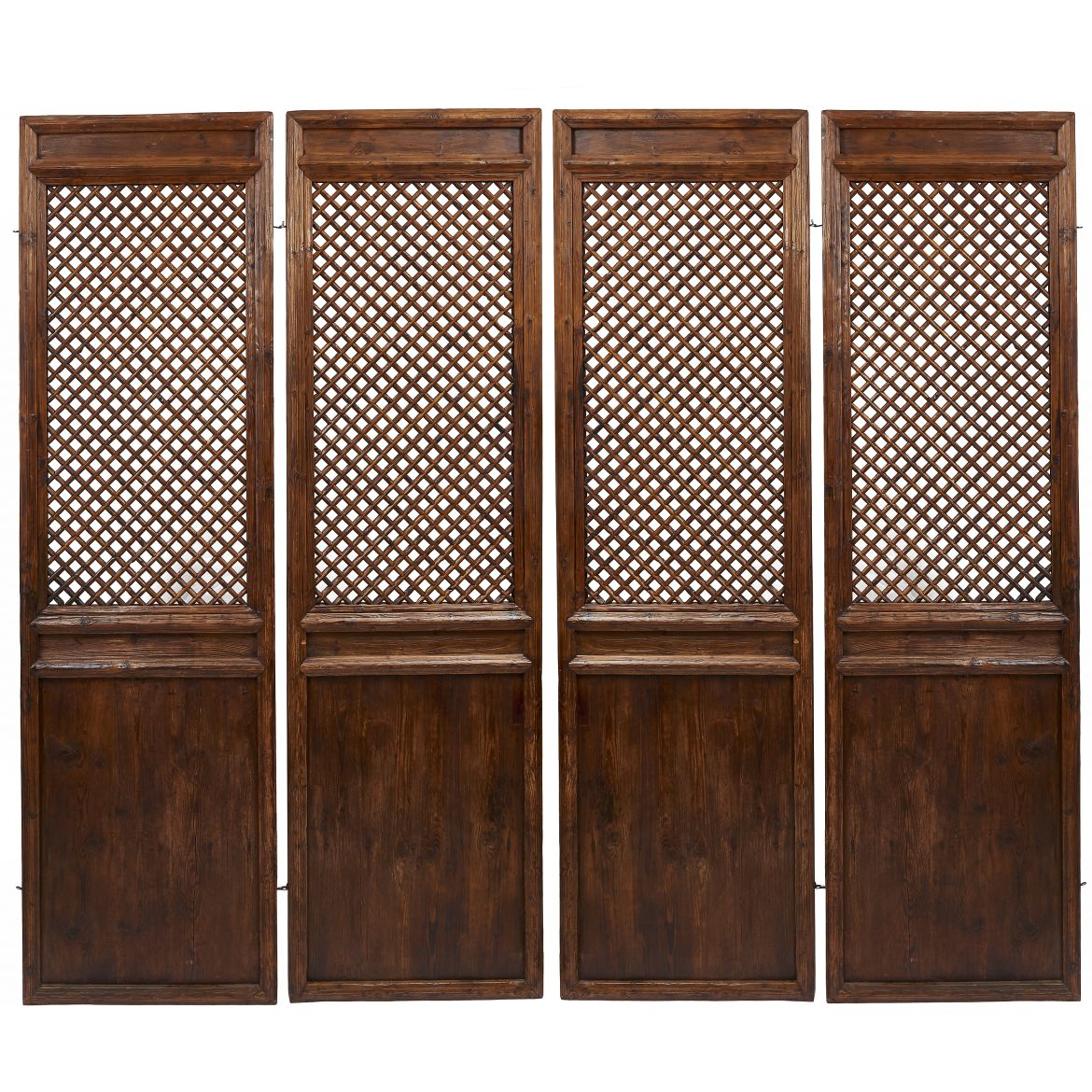 Chinese Elm Screen Doors